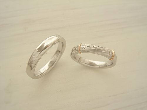 ZORRO Order Collection - Marriage Rings - 110