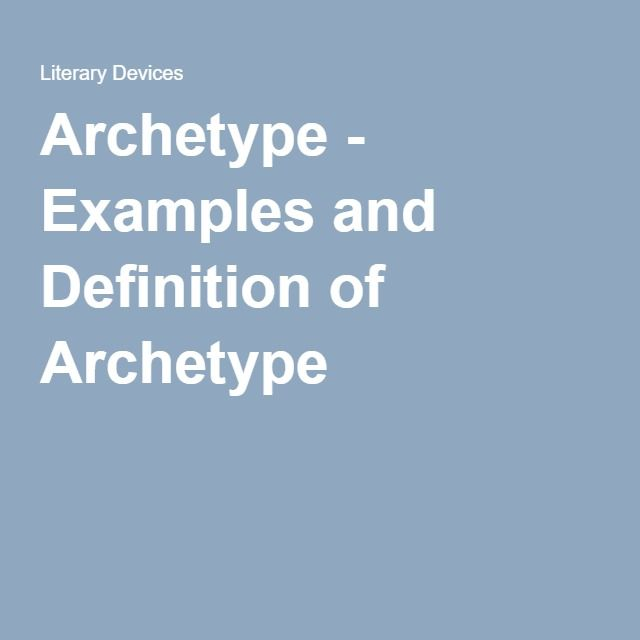 detective archetype essay example Sherlock holmes's csi influence on modern forensics august 2, 2013 144am  detective fiction,  one particularly striking example is a 1924 text divided into.