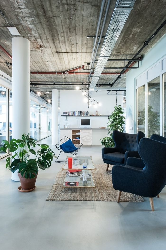 TQ Tech Hub Offices   Amsterdam   Office Snapshots | Arq.Ideias | Pinterest  | Büros Und Häuschen
