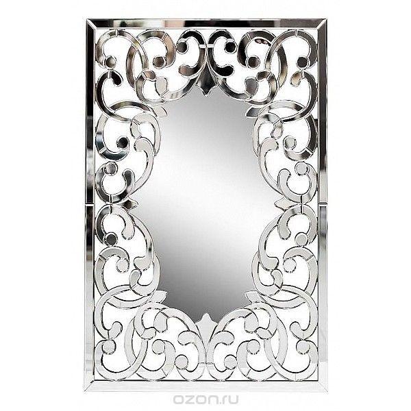 Зеркало настенное (120х80 см) Versal 17-0926 - купить по выгодной цене с доставкой. Интерьер от Garda Decor в интернет-магазине OZON.ru