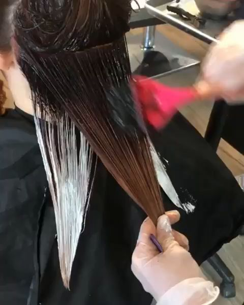 HAIR TRANSFORMATION BY PROFESSIONAL NO : 14