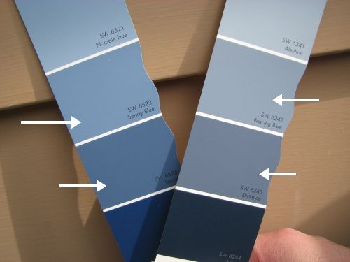 Grey Blue Paint Custom 20 Best Colors Images On Pinterest  Doors Windows And 50 Shades Decorating Inspiration