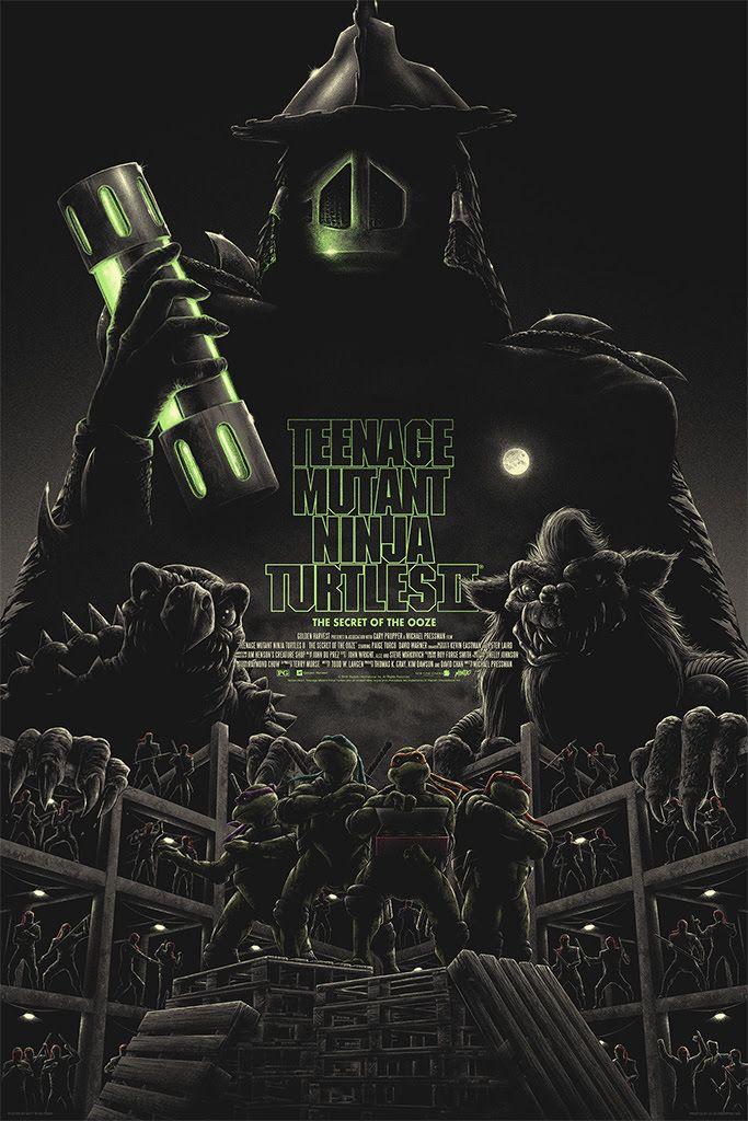 Teenage Mutant Ninja Turtles Posters From Mondo Teenage Mutant Ninja Turtles Art Ninja Turtles Artwork Ninja Turtles