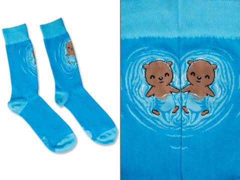 My Otter Half Socks | TeeTurtle