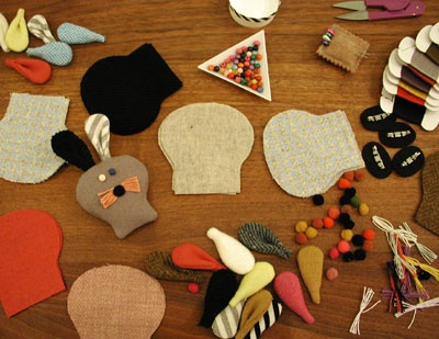 moppy handmade workshop