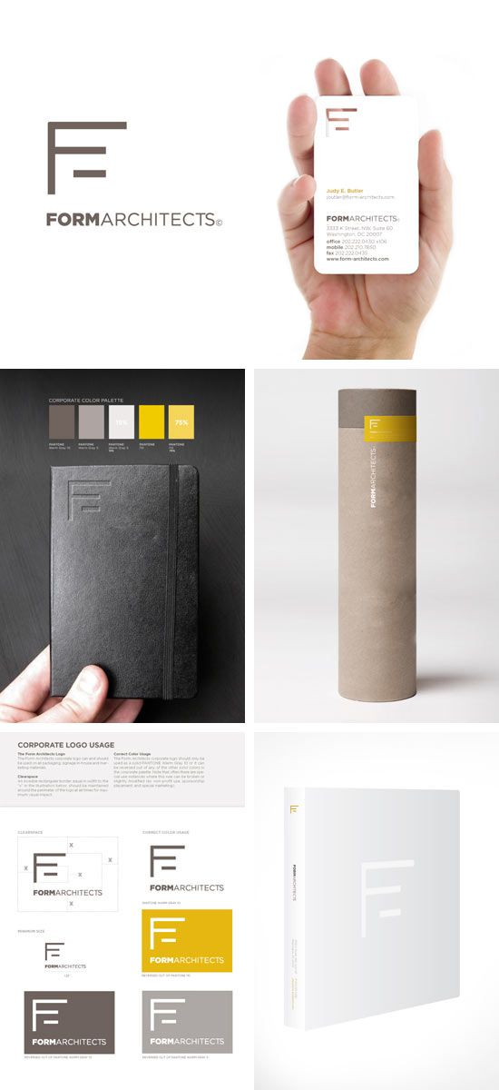 Form Architects Branding