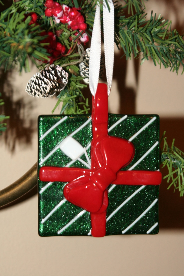 235 best fused christmas ornaments images on pinterest