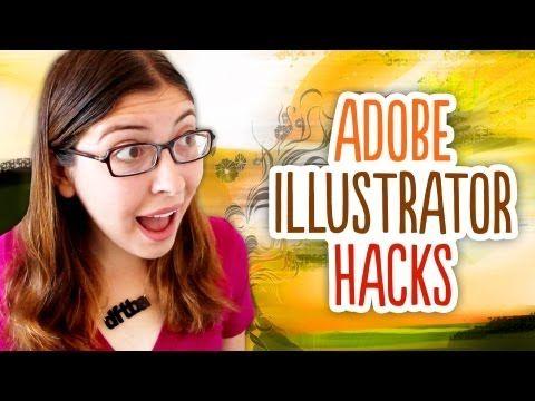 Illustrator Hacks // Tips and Tricks for using Illustrator Better!