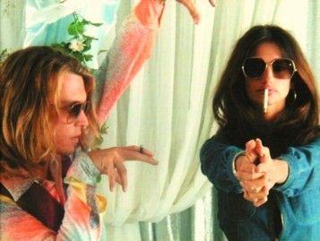 ...Blow...  Johnny Depp & Penélope Cruz