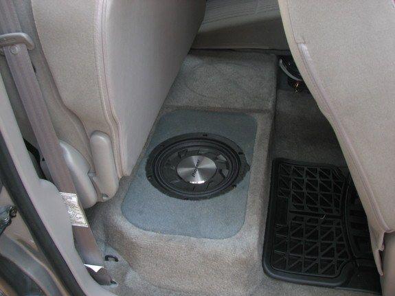 Toyota Tundra Access Cab Subwoofer Box 5 Toyota Tundra Tundra Truck Access Cab