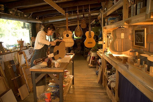 18 best images about luthier 39 s workshops on pinterest jay tool storage and happy day. Black Bedroom Furniture Sets. Home Design Ideas