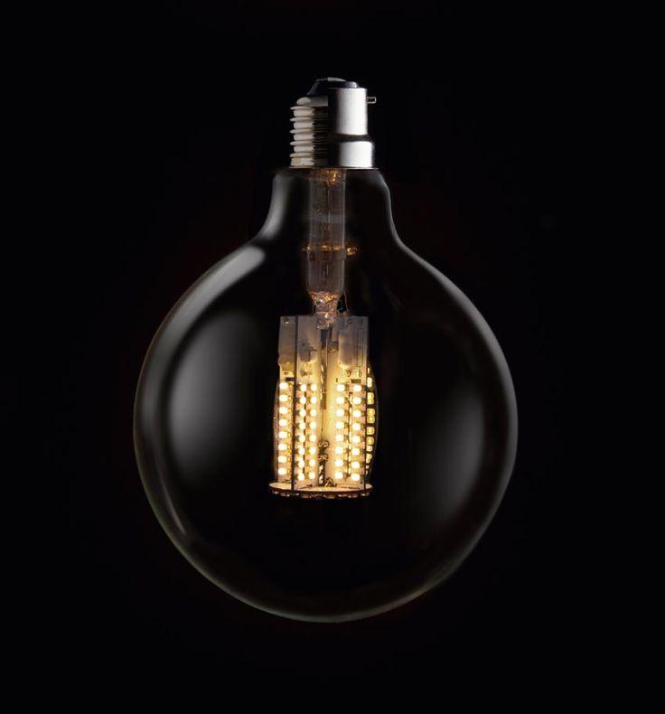 clear G125 LED bulb