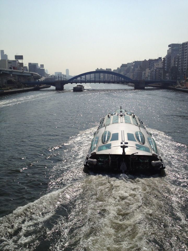 浅草水上バス乗り場 TOKYO CRUISE : 台東区, 東京都