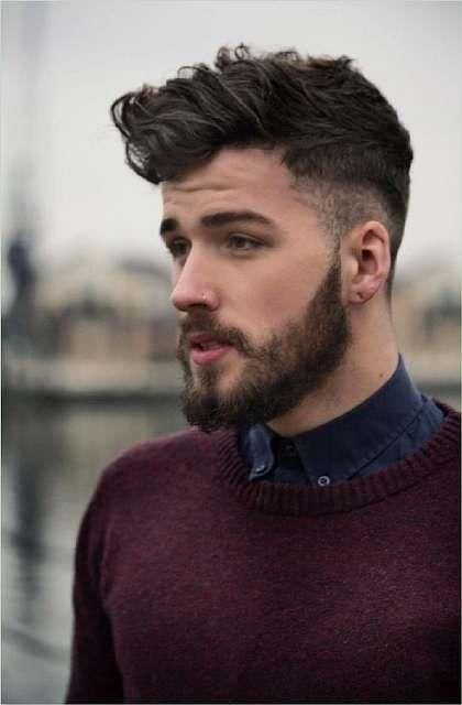 Frisuren Männer Langes Gesicht Frisuren Männer Pinterest
