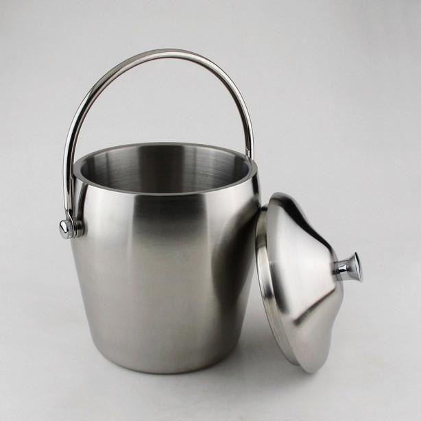 Ice Bucket - Ice Bucket- Stainless