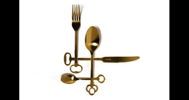 KEYTLERY. Alessandro Zambelli (2011) cutlery