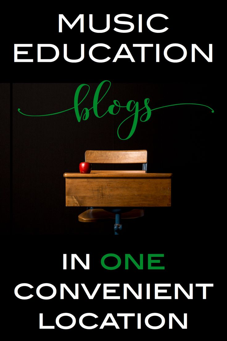 A fantastic collection of music education blogs from all over the internet in one convenient location. A great bookmark to read music education blog posts in one place. No more skipping around to find variety!
