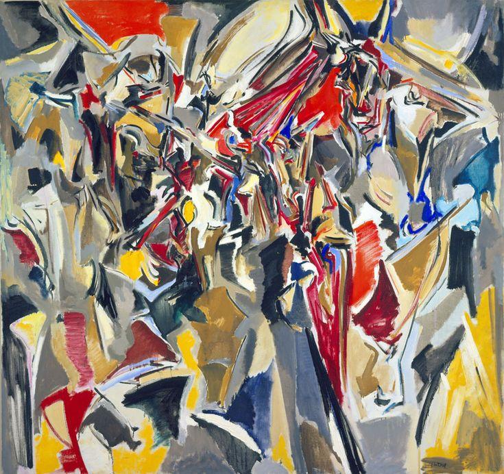 Untitled - Joan Mitchell - WikiArt.org
