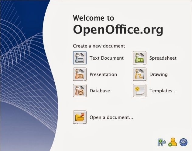 open office resume