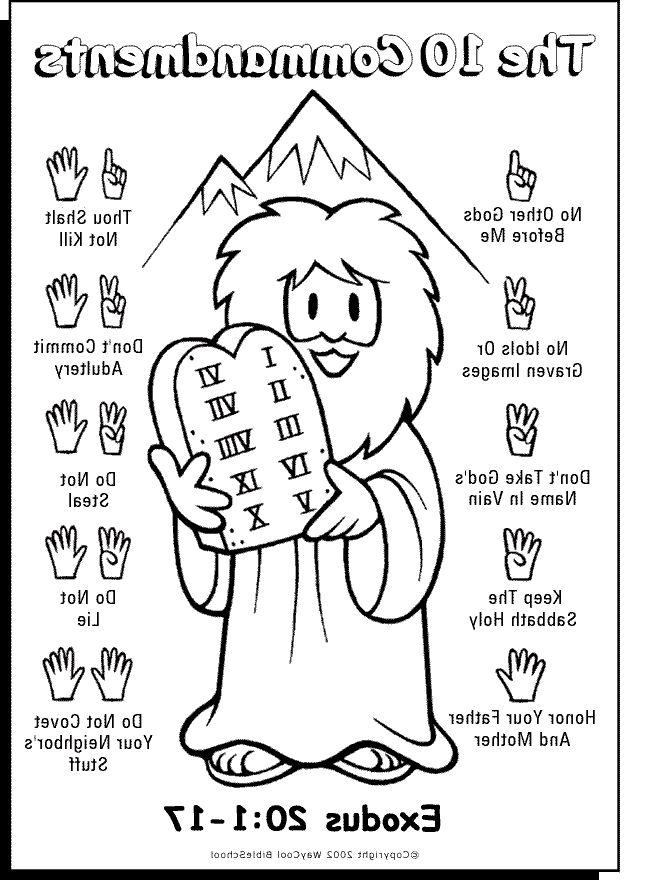 the ten commandments catholic pdf