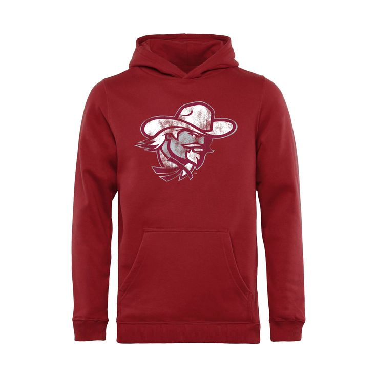 Eastern Kentucky Colonels Youth Classic Primary Pullover Hoodie - Maroon - $54.99