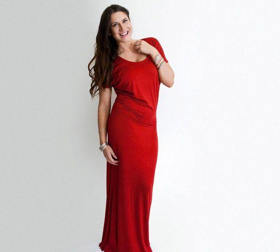Hoi! Ik heb een geweldige listing gevonden op Etsy https://www.etsy.com/nl/listing/192305218/maxi-dress-red-jersey-draped-short