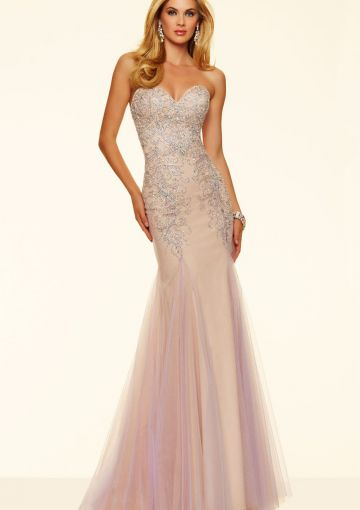 Cheap and Australia 2016 Mermaid Sweetheart Neckline Sequins Organza Floor Length Evening Dress/ Prom Dresses 98089 from Dresses4Australia.com.au