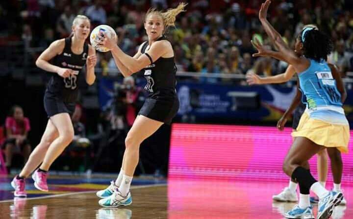 Netball World Cup 2015 Day One Silver Ferns v Barbados