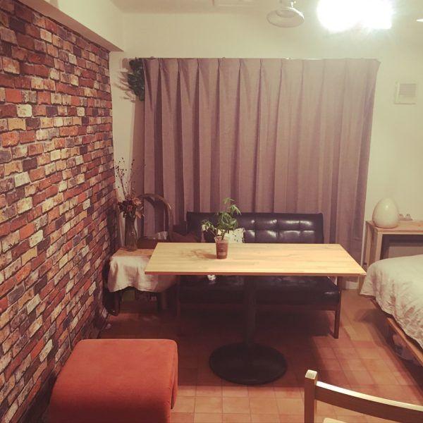 ひとり暮らしワンルームのソファの配置例ってどんなの?ご参考例いろいろ♫ | folk