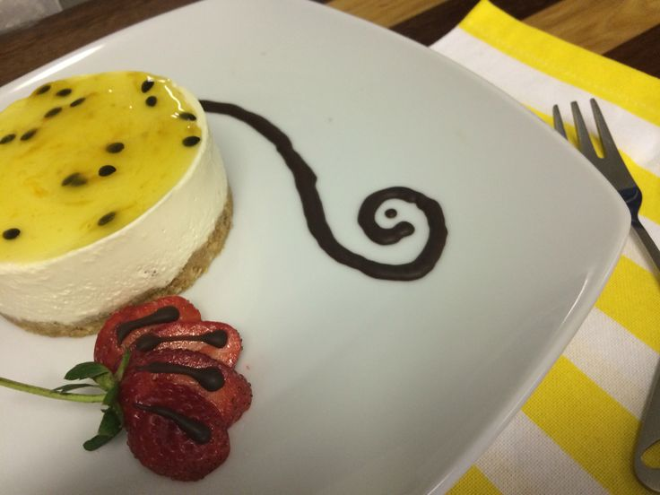 Granadilla Cheese Cake