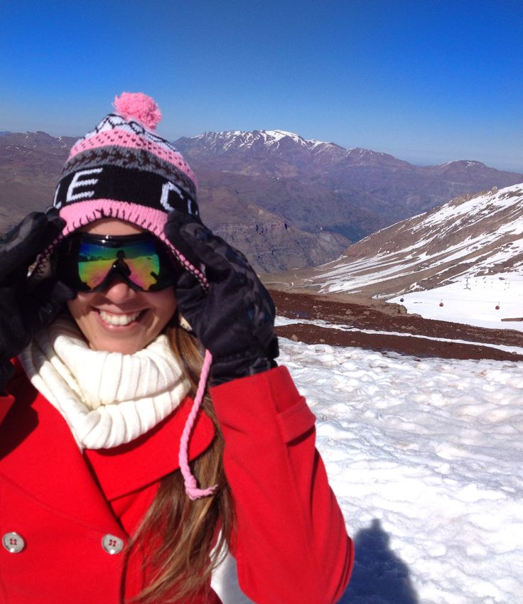 Valle Nevado, Chile.