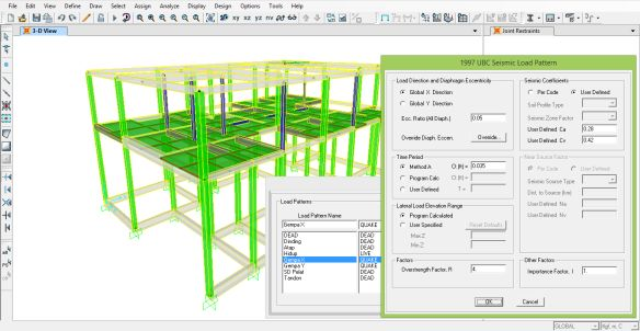 Jasa Perhitungan Struktur Bangunan 03
