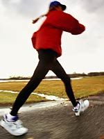 """Daily """"power-walking"""" (intense stride for 30 minutes or more at a time) is still one of the best fat-burning activities available. And it doesn't cost a dime!"""