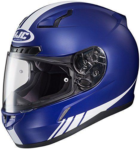 HJC Streamline Men's CL-17 Street Bike Motorcycle Helmet - MC-2F / Small. Color: MC-2F. Size: Small. HJC Streamline CL-17 Street Bike Helmet for Men. 2014 Model.