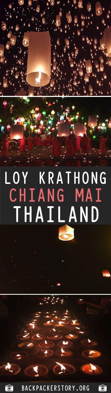 Guide: Loy Krathong, Thailand