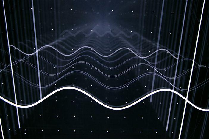 frequencies light quanta 03 - by Nicolas Bernier