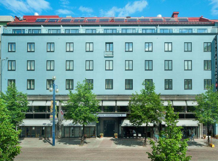 Solo Sokos Hotel Lahden Seurahuone, Lahti, Finland. Lahden Seurahuone on yksi Suomen perinteikkäimmistä ja vanhimmista hotelleista. Hotelli koki muodonmuutoksen 2013 ja siirtyi samalla Solo-perheeseen. Hotellin ravintola Trattoria tarjoilee laadukasta ja herkullista italialaista ruokaa. One of Finland's oldest hotels. Totally renewed 2013 to be a Solo-hotel. Italian restaurant Trattoria serves good Italian food. #lahti #solosokoshotelseurahuone #italianfood