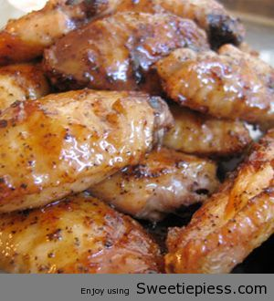 Miss Robbie shares her BAKED TURKEY WINGS Recipe. I simply love Miss Robbie!
