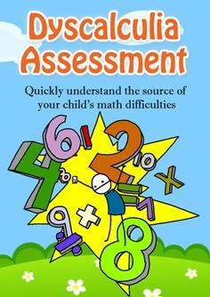 Have you ever noticed that your child may struggle with some math related tasks yet excel at others? It can be frustrating when math concepts that seem like they should be easy just aren't.