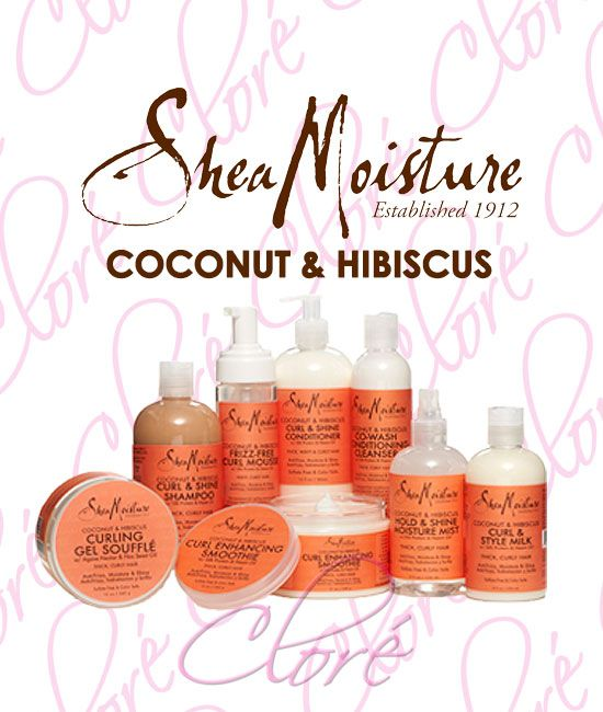 curl defining-products shea moisture
