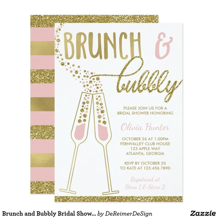 17 best Bridal Shower Invitation Templates images on Pinterest - bridal shower invitation templates