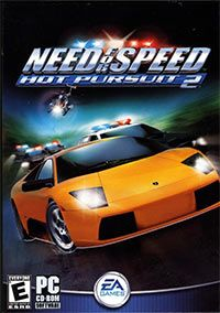 Need for Speed: Hot Pursuit 2 (PC) okładka