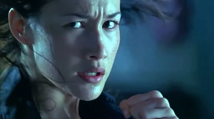 2002 Film  Naked Weapon  Maggie Q Films-6718