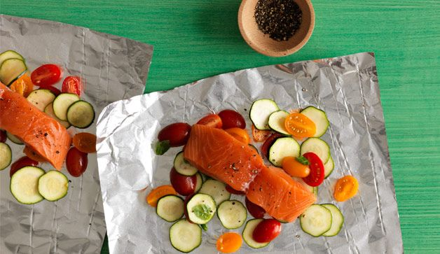 Get Your Omega 3s with a Healthy Salmon Recipe | Prevention
