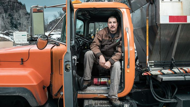The most perilous road in America gets 300 inches of snow a year, features 70 named avalanche paths, and has almost no guardrails. Who would be crazy enough to keep Colorado's infamous Highway 550 clear in winter? Leath Tonino hopped into the cab of a Mack snowplow truck to find out.