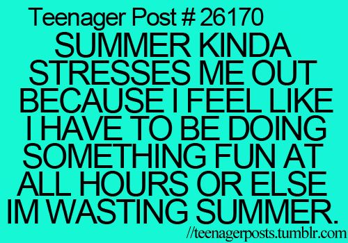 I hate the teenager post title. I feel like this relates to all ages especially after the depressing winter.