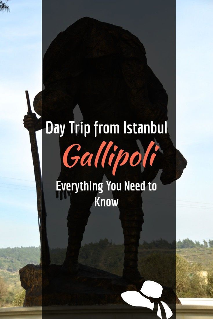 Everything You Need to Know for a Fantastic Gallipoli Tour from Istanbul in One Day - Gallipoli Day Tours are a great thing to do in Istanbul #turkey#gallipoli#gallipolidaytrip#istanbulgallipolidaytrip