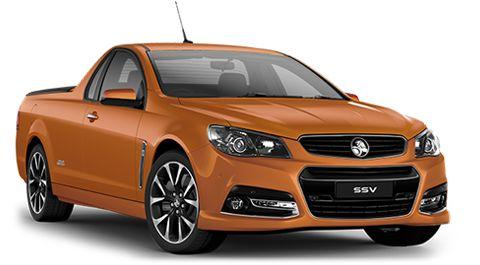 Holden Ute - - M.holden.com.au