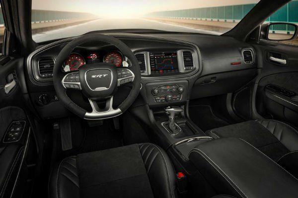 Dodge Challenger 2020 Interior In 2020 Dodge Charger Srt Dodge Charger Hellcat Charger Srt Hellcat