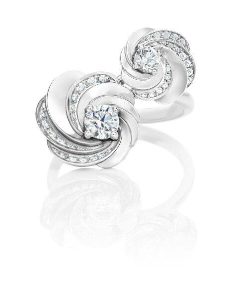 Aria Toi et Moi Ring design